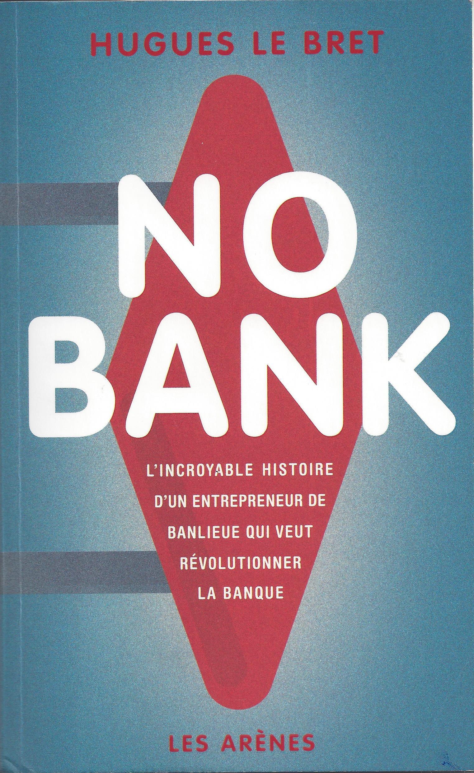 couverture du livre NO BANK