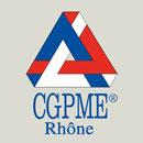 logo CGPME du Rhône